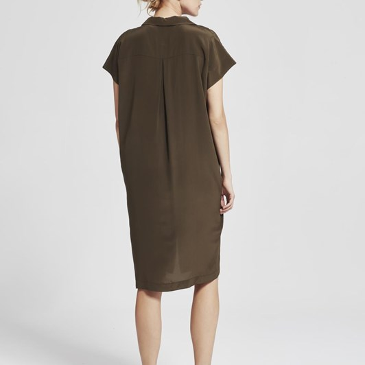Juliette Hogan Shade Shirt Dress