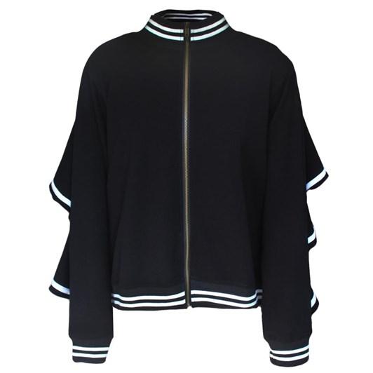 Leo + Be Cherub Sweat Jacket
