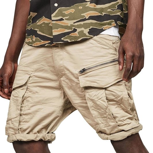 G-Star Rovic Zip Relaxed 1/2 Shorts