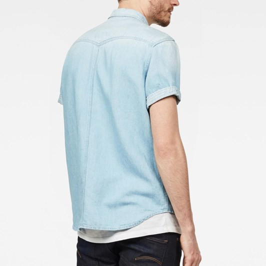 G-Star 3301 Straight Shirt S/S