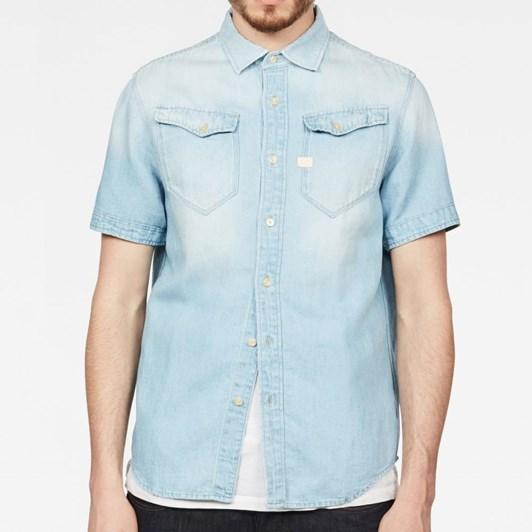G-Star 3301 Straight Shirt S/S