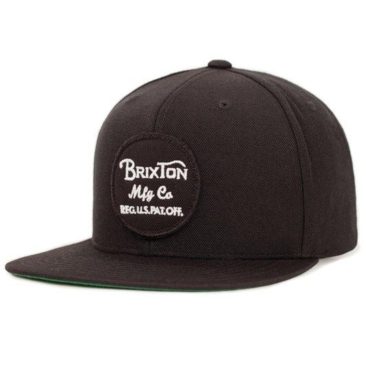 Brixton Wheeler Snapback