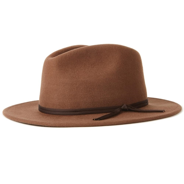05213f071ae Hats - Brixton Coleman Fedora - Ballantynes Department Store