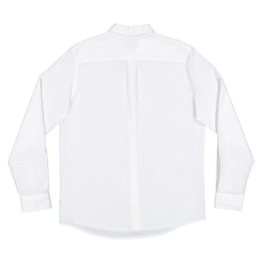 Huffer Ls Lin In Shirt