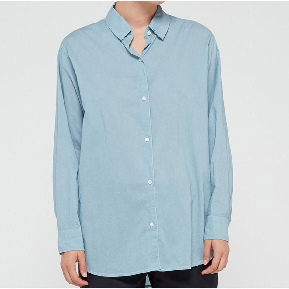 Jac + Jack Chandler Shirt - malfa blue