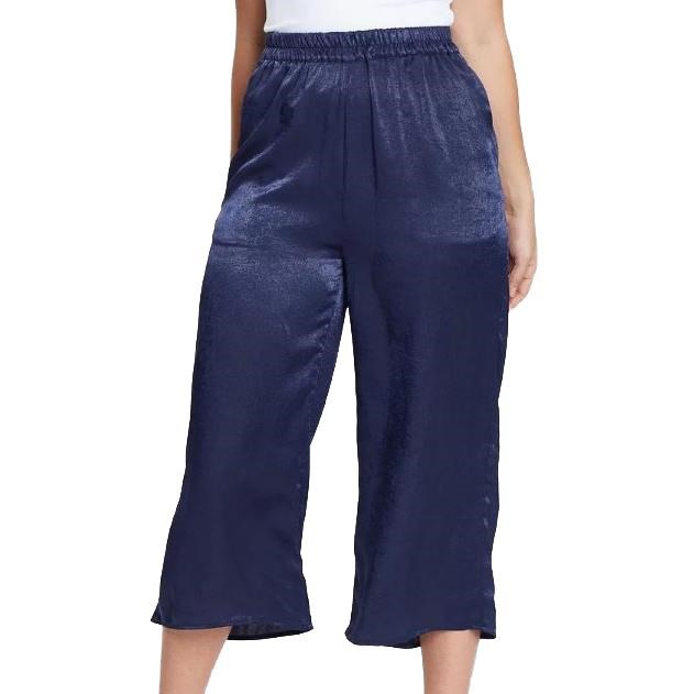 All About Eve Phoebe Culottes - navy
