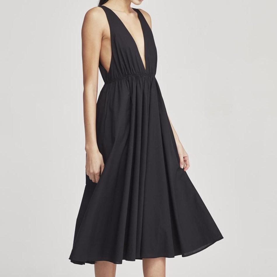 Juliette Hogan Gal Dress - black