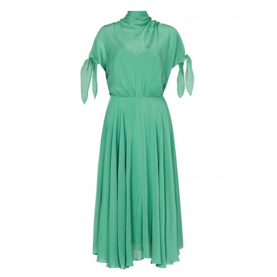 Camilla And Marc Villiers Waisted Midi -