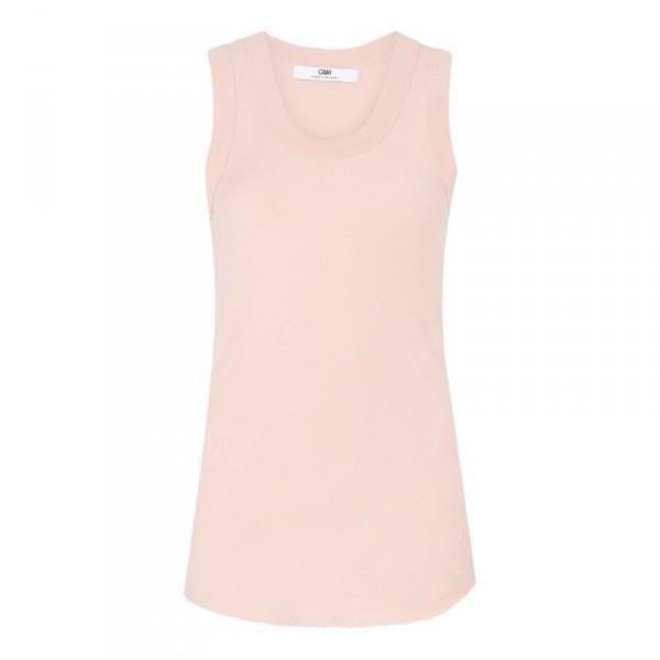 C & M Sigrid Tank - soft pink
