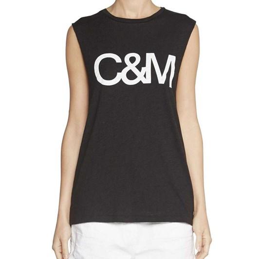 C & M Classic Logo Tank