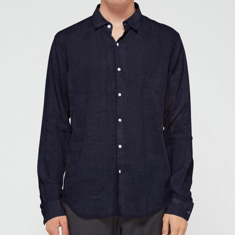 Jac + Jack Alex Shirt - grand navy