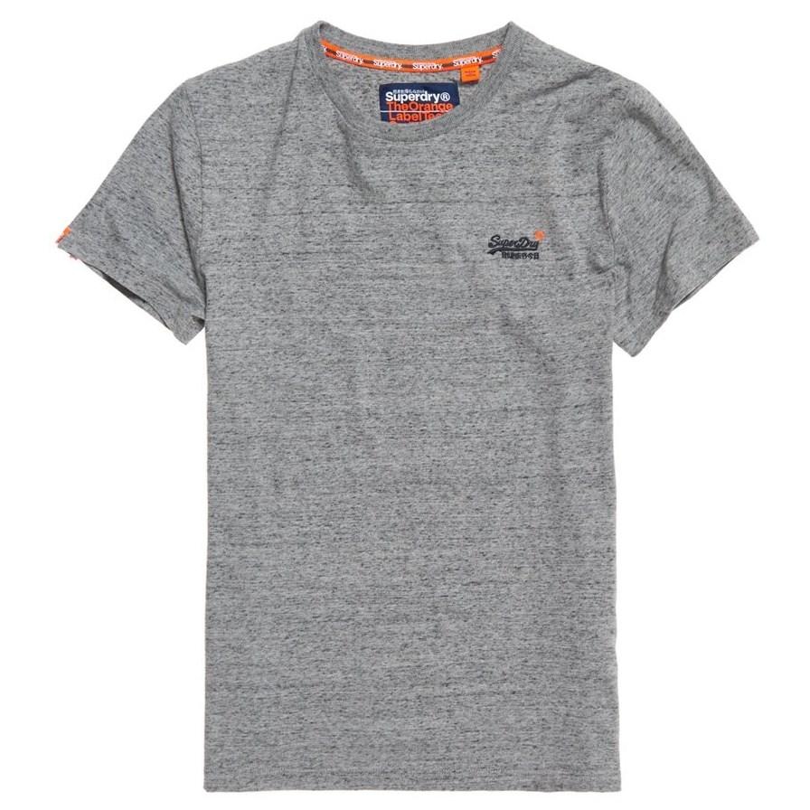 Superdry Orange Label Vintage Embroidery T-Shirt - 4mv flint steel