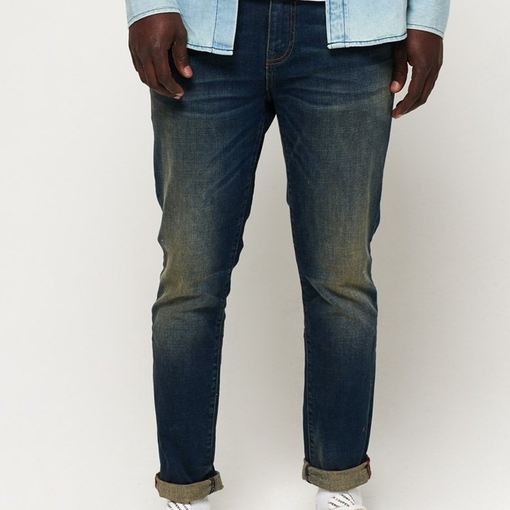Superdry Slim Tyler Jeans - 78w antique vint