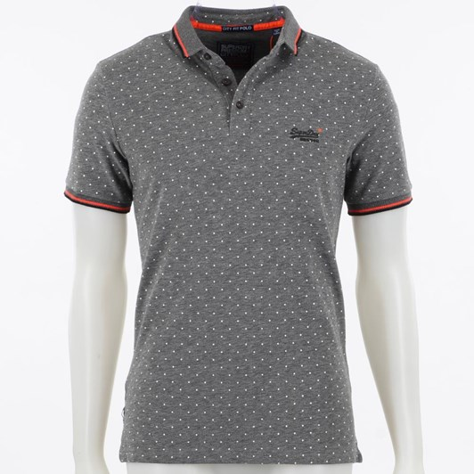 Superdry City Jacquard Aop S/S Polo