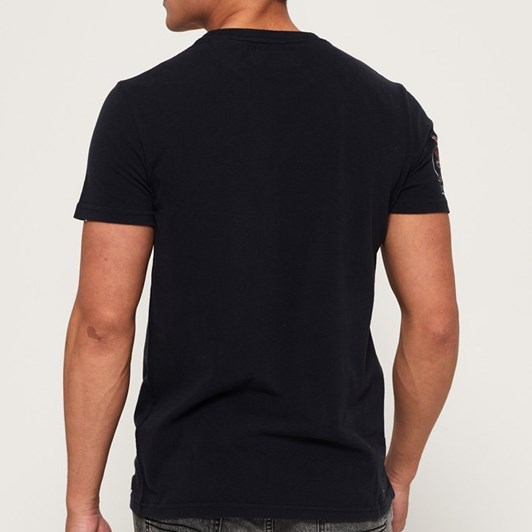 Superdry Custom Tin Tab Tee