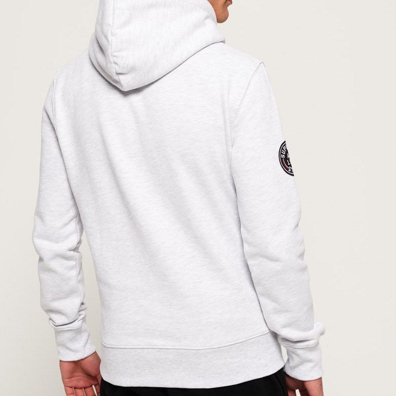 Superdry Academy Sport Applique Hood -