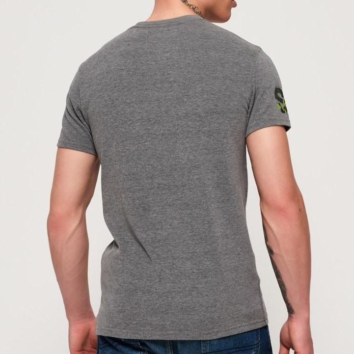 Superdry Famous Flyers Camo Tee -