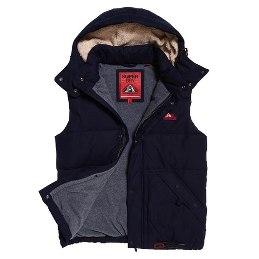 Superdry New Academy Gilet