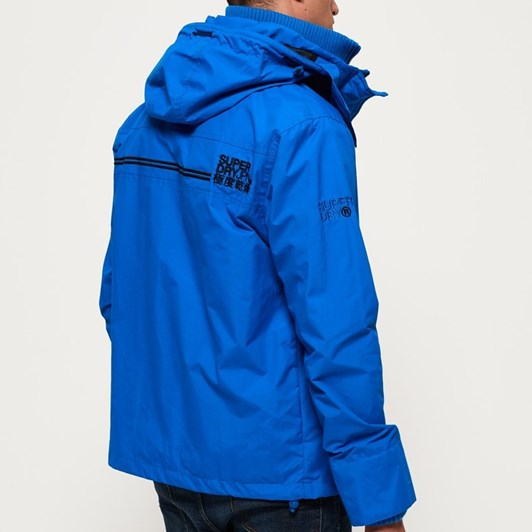 Superdry Technical Hooded Pop Zip Windcheater Jacket