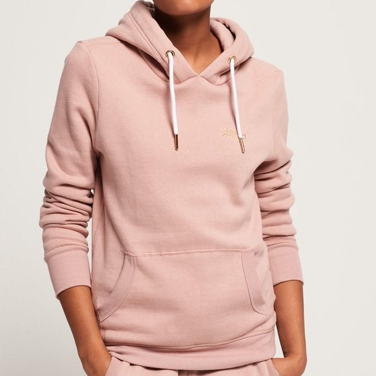 Superdry Orange Label Elite Hood - 4lo copper blush