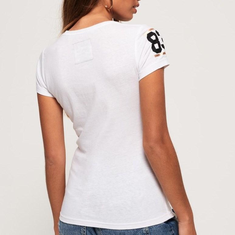 Superdry Vintage Logo Duo Foil T-Shirt -