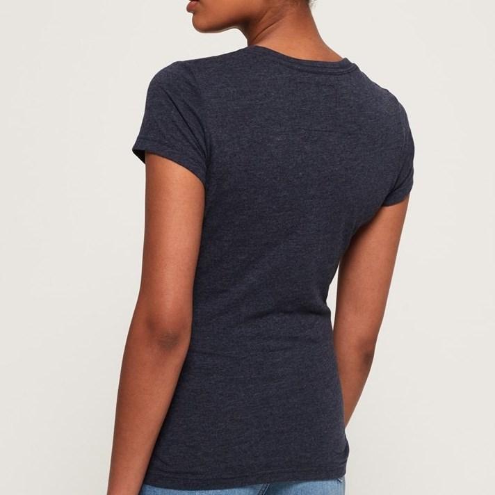 Superdry Vintage Logo Rhinestone T-Shirt -