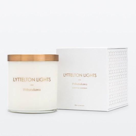 Lyttelton Lights Pohutukawa Candle