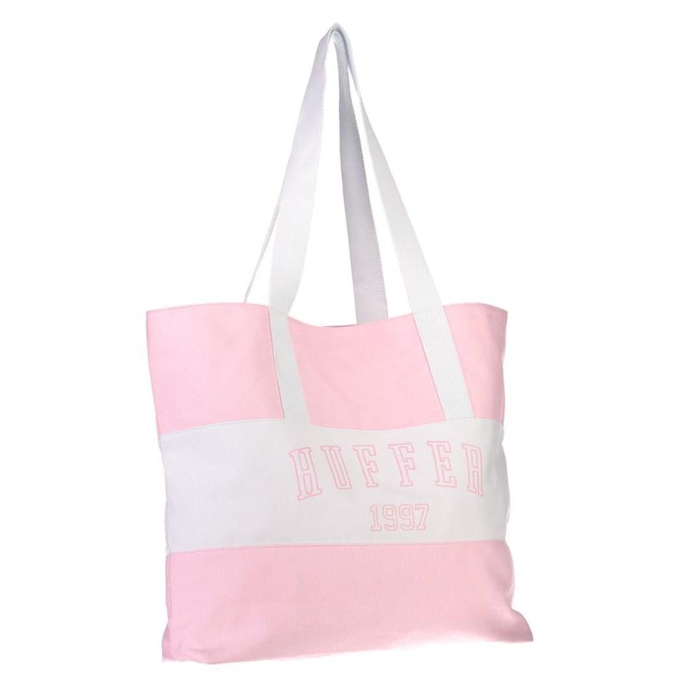 Huffer Beach Tote/Academic - pink