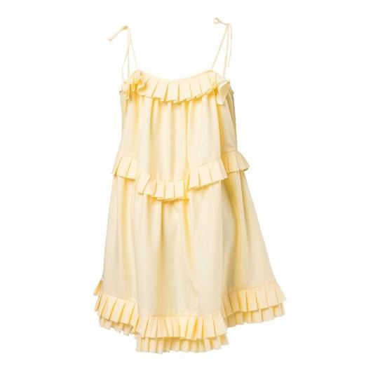 Maggie Marilyn Pocket Full Of Sunshine Mini Dress