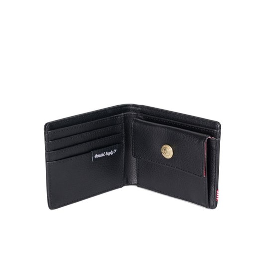Herschel Hank + Coin Leather Rfid Wallet
