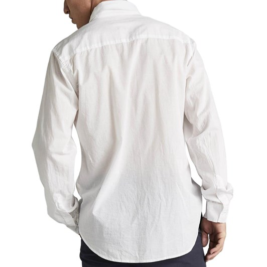 Jac + Jack Folded Collar Shirt