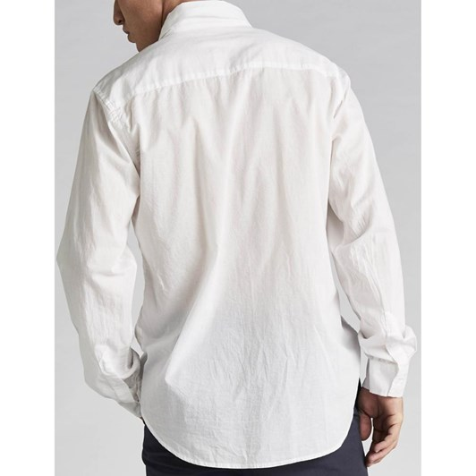 Jac + Jack Folded Collar Shirt