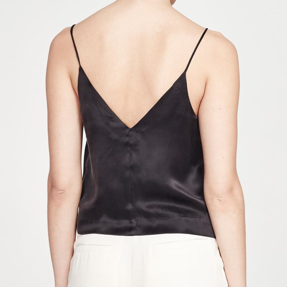 Juliette Hogan Bay Cami - black