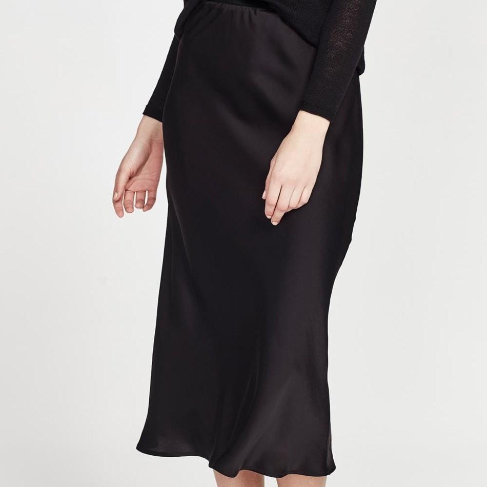 Juliette Hogan Saga Skirt - black