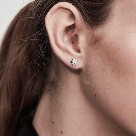 Stolen Girlfriends Club Rose Bud Earrings