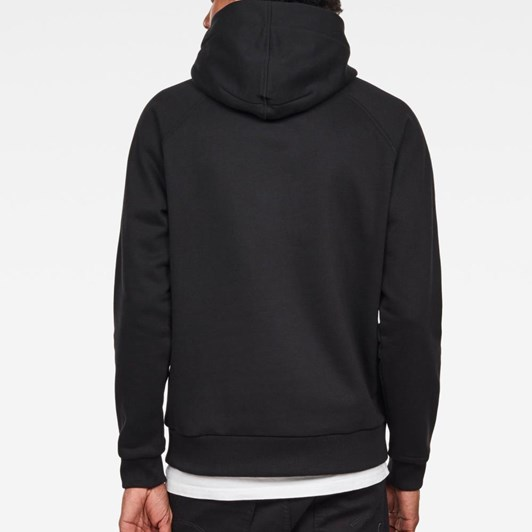 G-Star Cadet Strett Hooded Swt L\S