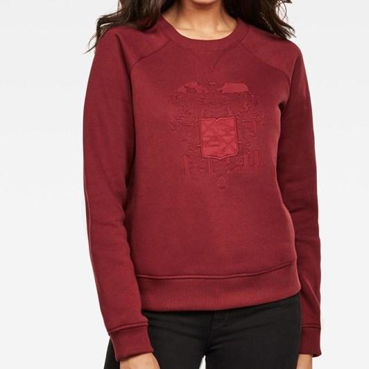 G-Star Graphic 18 Xzula Sweatshirt Wmn L\S