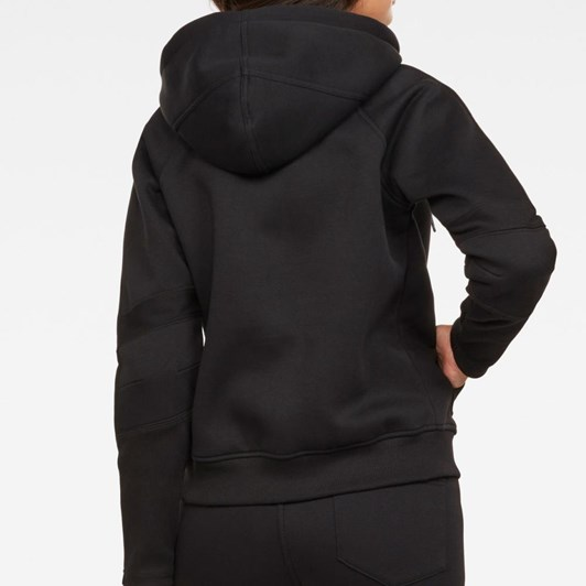 G-Star Motac Dc Xzula Hoodded Zip Thru Sweatshirt Wmn L\S