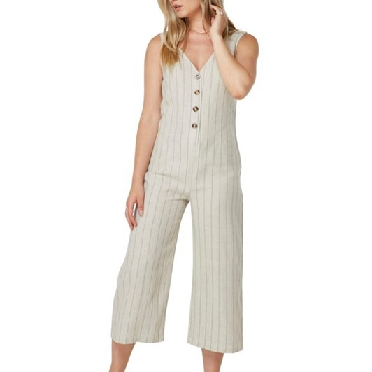 Elwood Marley Linen Jumpsuit