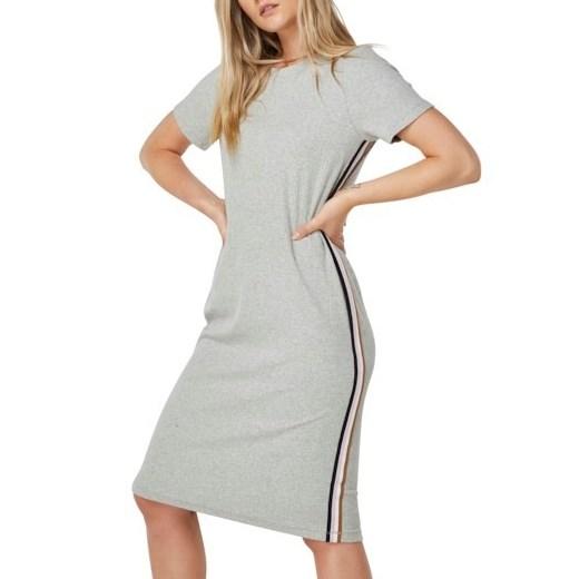 Elwood Chelsea Dress - grey marle