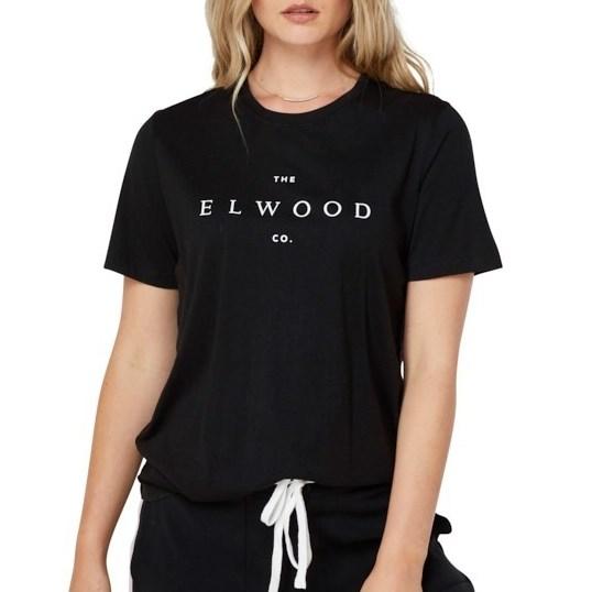 Elwood Co. Tee - black