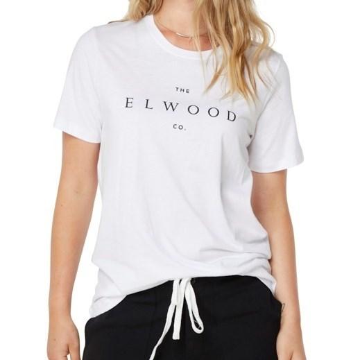 Elwood Co. Tee - white