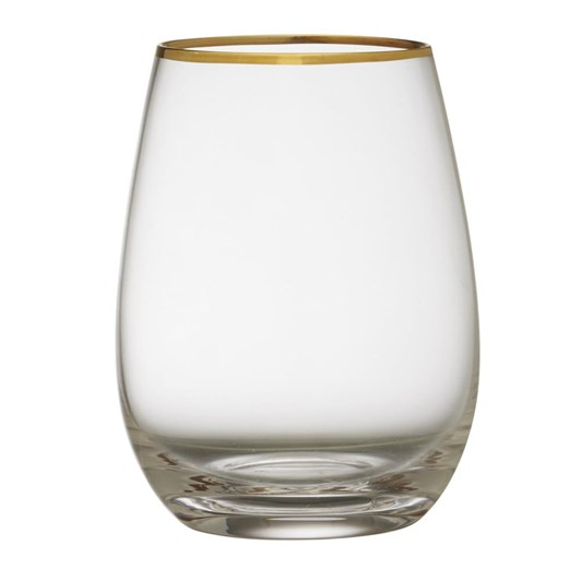 Karen Walker Home Stemless Wine Glass Set
