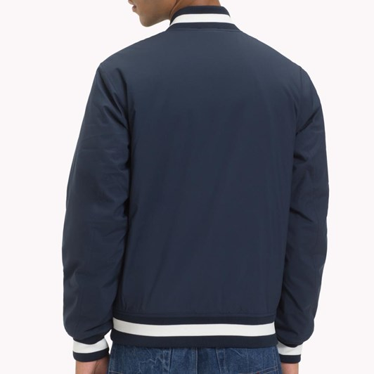 Tommy Jeans Ribbed Bomber