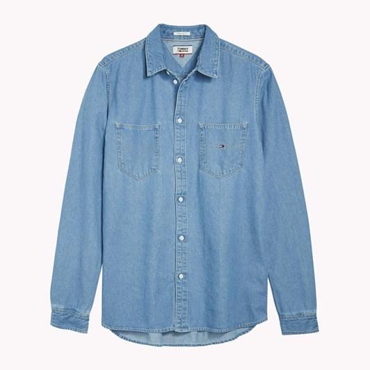 Tommy Jeans Denim Pocket Shirt
