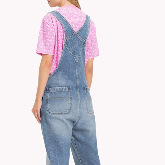 Tommy Jeans Regular Dungaree