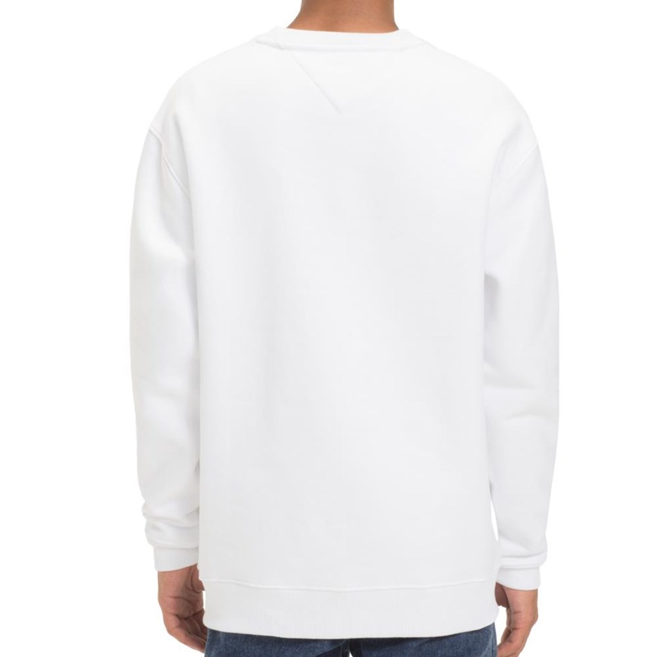 Tommy Jeans Clean Collegiate Crew -