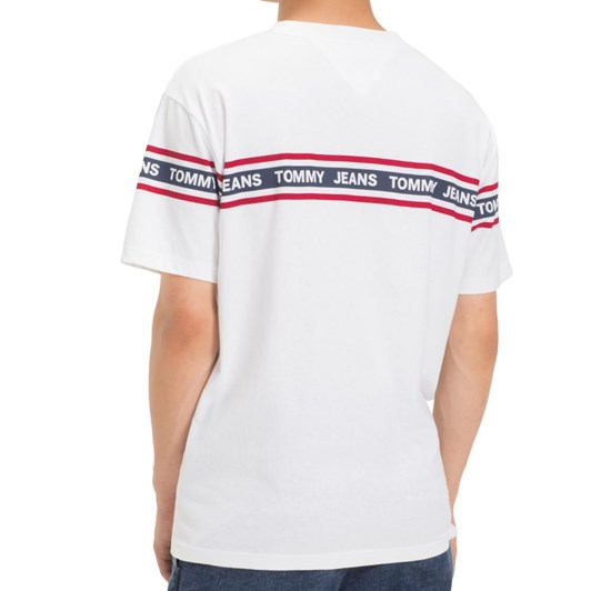 Tommy Jeans Essential Tape Tee