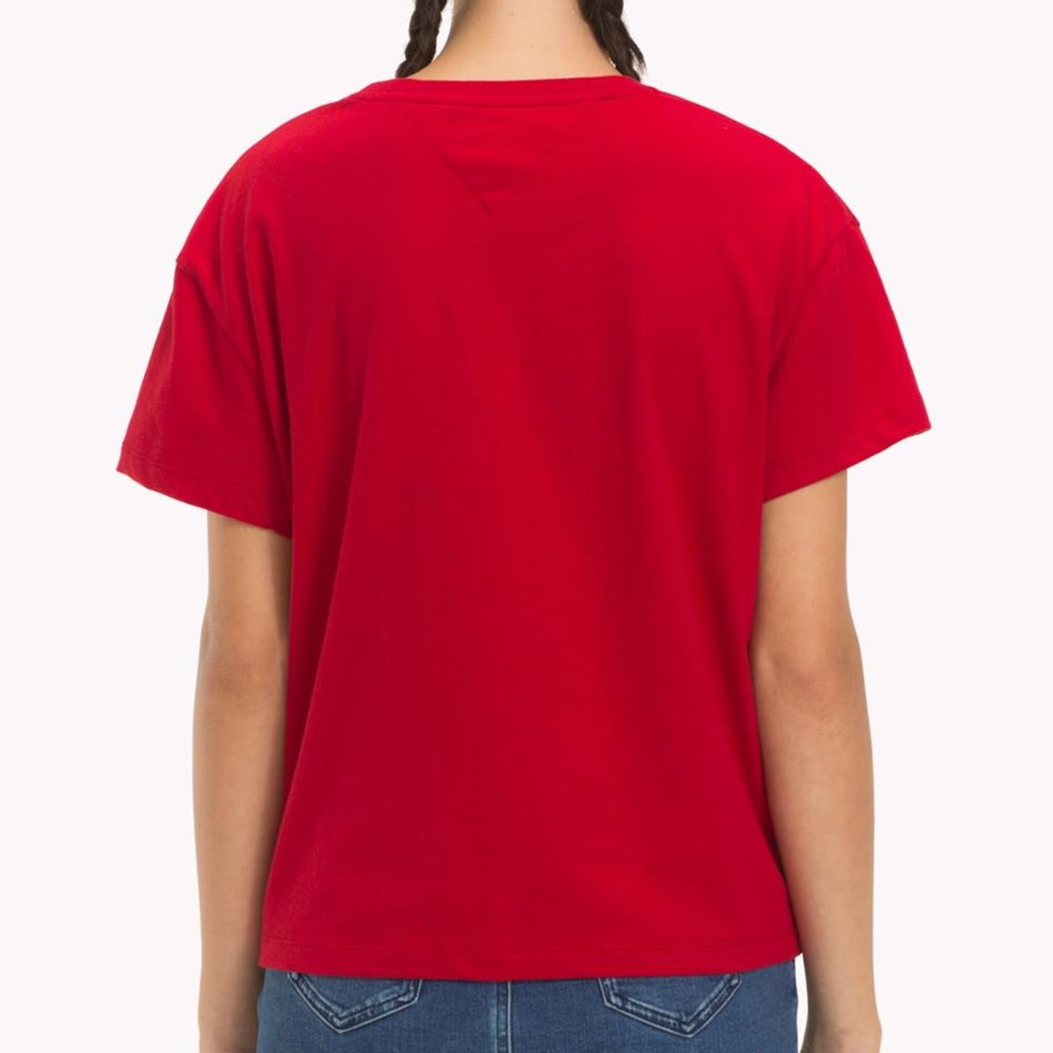 Tommy Jeans Corp Logo Tee -