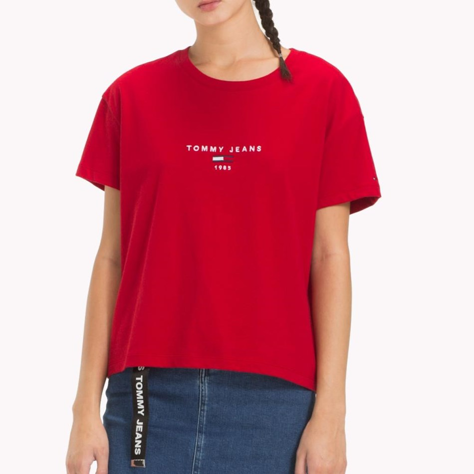 Tommy Jeans Corp Logo Tee - samba